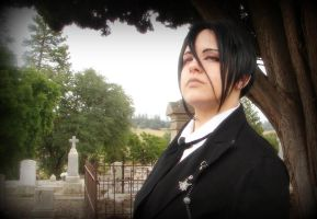 Sebastian: Even in Death, I Will Be There by PhantressSaphira