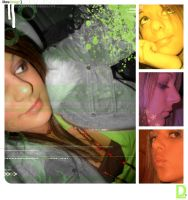 Megan Collage by lilesdesign