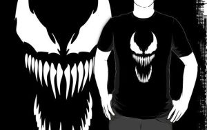 Venom T-Shirt by drg