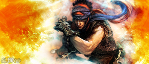 Prince of Persia Banner by Slydog0905