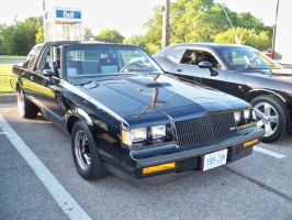 1987 Grand National by BrandonT98