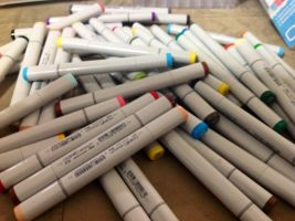 My Copic Markers by CopicUser101