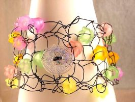 Suburbia, 1960s Cuff by sojourncuriosities