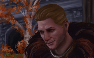 Dragon Age Inquisition: Cullen Rutherford by AgentKnopf