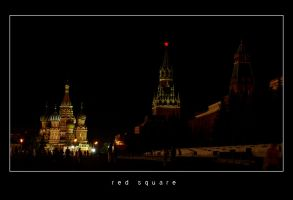 red square by katjara