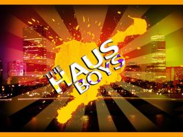 The Haus Boys Wallpaper by WanderingWolfy