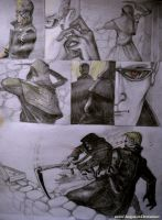 Wesker 3 by pavel-bulgakov