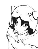 God Tier Nepeta by Sarochan