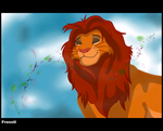 He lives in you, Simba by Lluma