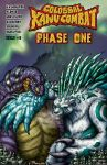 Colossal Kaiju Combat: Phase One - issue 0 cover by JAko-M