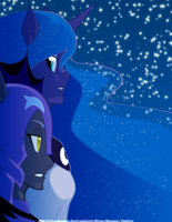 The Night and her Knight by MylittleSheepy