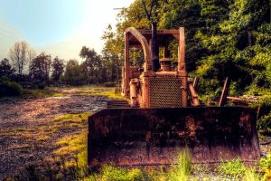 Love Tractor HDR by joelht74