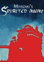 Spirited Away by thequeerzebra