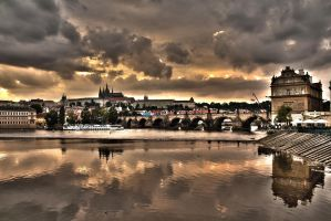 Prague by eblackmoon