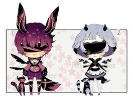 [CLOSED] ADOPT SET PRICE 202 - Blind Lace by Piffi-adoptables