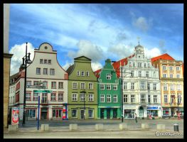 Rostock HDR by andrearossi