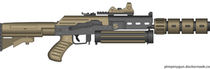 SPW 'Operator' Bizon by Robbe25