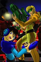 What's an Arm Cannon?? by A4ArtStuff