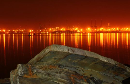 Harbour Lights by mosheiks