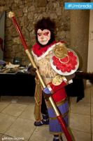Wukong Cosplay by Nao-Dignity