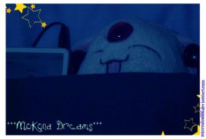 Mokona Dreams by miercoles666