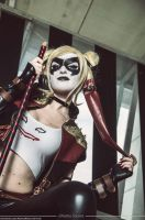 Harley Quinn Insurgeny (Injustice: Gods Among Us) by LadyNamyra