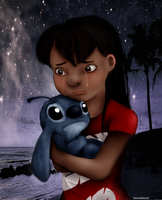 Lilo and Stitch by bonnieboo0