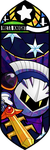 Smash Bros - Meta Knight by Quas-quas
