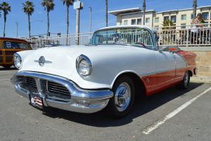 1956 Oldsmobile Rocket 88 Convertible VIII by Brooklyn47