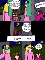 Misunderstanding saying 2 by littleraccoondemon