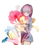 I love you, PP. by 2sbr