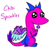 Chibi Sprinkles by ChemicallyColorful
