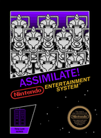 NINTENDO: NES ASSIMILATE! by Silverhammer37