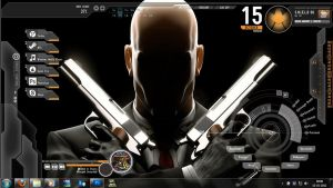 hitman by sidy1411
