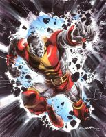 Colossus by Cinar