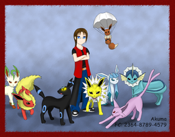 Eeveelution Trainer by Shiroune