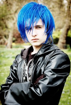 Zexion Cosplay by yell1