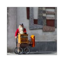 Organ Grinder by JonasLuc