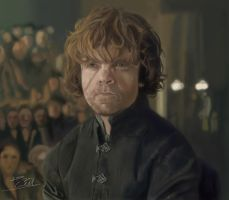 Tyrion by E-Dwayne-Caldwell