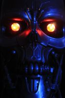 Terminator T600 by DavidDoylearts