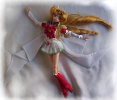 Super Sailor Moon full view by fernandoartesano