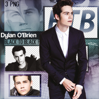 Dylan O'Brien PNG Pack (8) by EdaOran