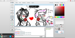 Gumshall - Iscribble with Sexy-Homoz by I-Luv-Emoboys