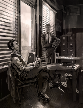 Office by Nonparanoid