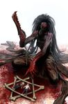 witchblade 123 cover by nebezial
