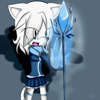 +.CE.Shiro the Cat.+ by luchy1520