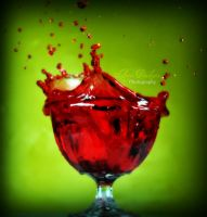 Red Red Wine by arya-deviantart