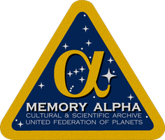 Star Trek Memory Alpha Insignia by viperaviator