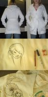 Jacket: Before and WIP by Kinky-chichi