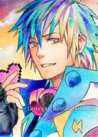 Aoba - ACEO by Laovaan